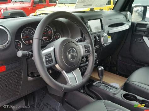 jeep rubicon interior 2016 jeep wrangler unlimited rubicon hard rock 4x4