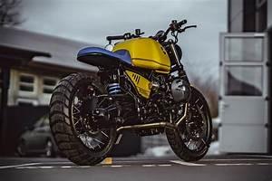 Bmw R Ninet  U0026 39 Yellow Baron U0026 39  By Nct Motorcycles