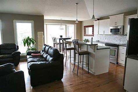 kitchen living room paint colors open floor plan