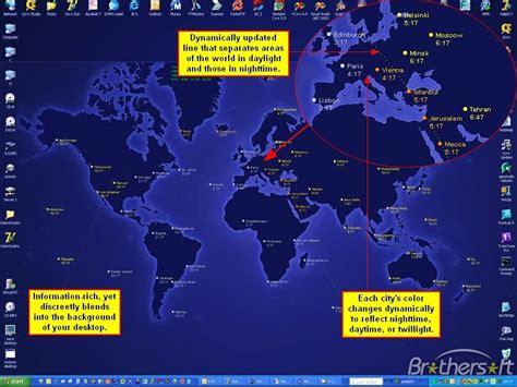 gudu ngiseng blog world map wallpaper desktop
