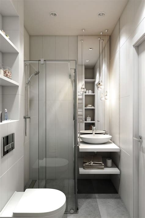 Apartment Bathroom Designs by 2 Small Apartment With Modern Minimalist Interior Design