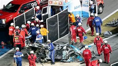 Daytona Ryan Newman Crash Nascar Racing