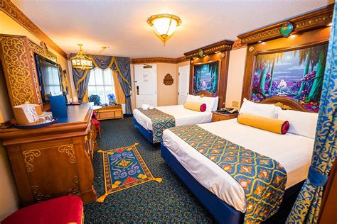 Royal Rooms At Port Orleans Riverside Review Family