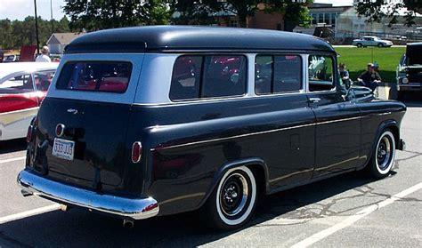 1956 Chevrolet Suburban For Sale Forestdale, Massachusetts