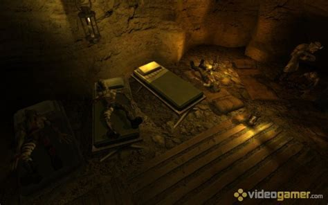 dungeon siege 3 xbox 360 review dungeon screenshot 4 for pc videogamer com