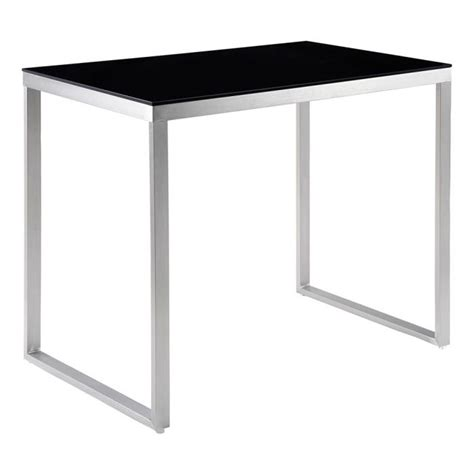 table de bar haute rectangulaire