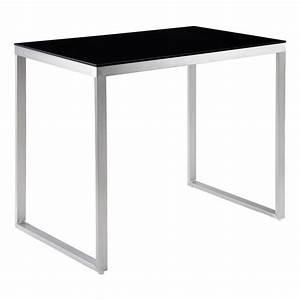 Haute Table De Bar : table de bar haute rectangulaire ~ Edinachiropracticcenter.com Idées de Décoration
