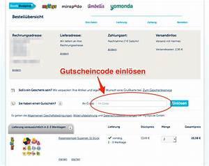 Günstig Parfüm Online Kaufen Auf Rechnung : gutschein ~ Themetempest.com Abrechnung