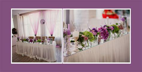 Blumen Hochzeit Dekorationsideenblumen Hochzeit Deko In Lila by Lila Tischdeko Tips