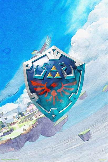 Zelda Iphone Wallpapers Legend Mobile Romantis Awesome