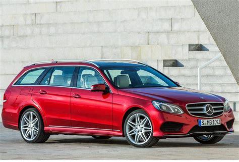 2018 Mercedes E Class Estate Facelift Front