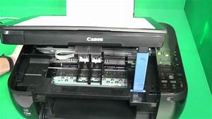 Canon ink cartridges with print-head, not recognized ...