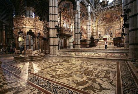 Interno Duomo Di Siena by Interno Duomo Di Siena Viaggiareinitalia