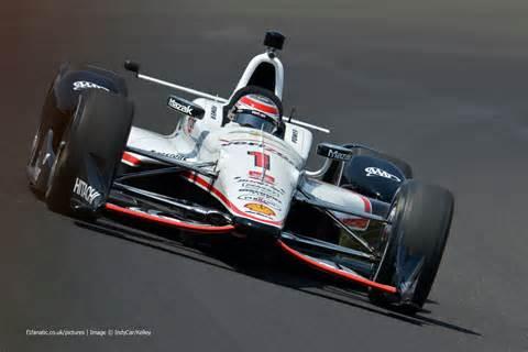 2015 IndyCar Will Power