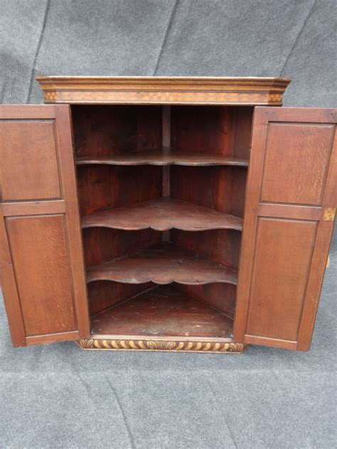 oak cabinet kitchen 1128 american antique cherry corner cabinet with 1128