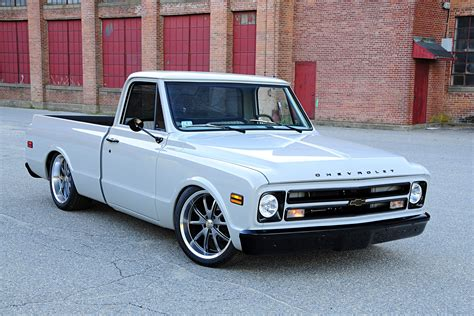 Chevrolet C 10 by 8 Year Project Build 1972 Chevrolet C10 Comes To
