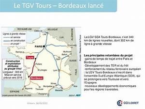 Trajet Paris Bordeaux : pr sentation conomique du loiret ~ Maxctalentgroup.com Avis de Voitures