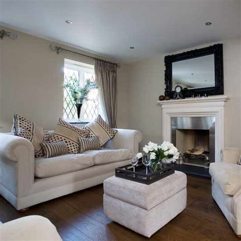 white sofa living room ideas 21 black and white traditional living rooms digsdigs