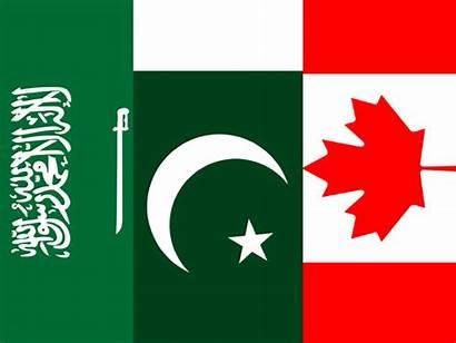 Pakistan Arabia Saudi Canada Tribune Conflict Pick