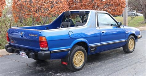 Subaru With Bed by Remember The Subaru Brat With Seats In The Bed