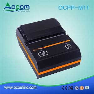 58mm android ios bluetooth thermal label printer With ios label printer