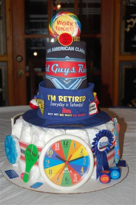 unique retirement cake decorationjpg  comment  res p hd