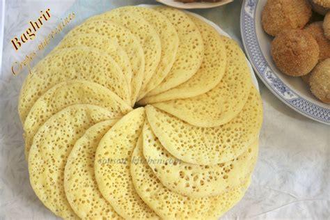 cuisine chimique baghrir express sousoukitchen