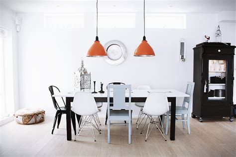 a mix of dining chairs pureinterior