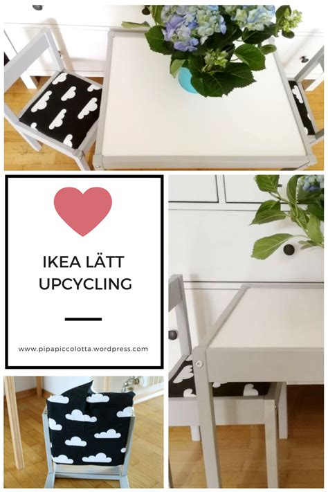 Ikea Kinderzimmer Stuhl by Ikea L 228 Tt Kindertisch Und St 252 Hle Upcycling Ikea Hacks