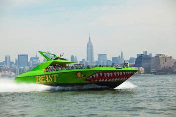 Speed Boat York by Tour Tour Via The 7 Subway