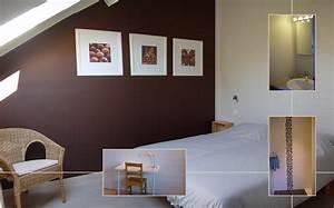 peinture chambre chocolat et beige free decoration d With quelle couleur associer avec couleur taupe 11 la couleur saumon les tendances chez les couleurs d