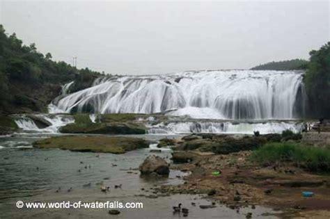 Doupotang Waterfall (Anshun, Guizhou, China)