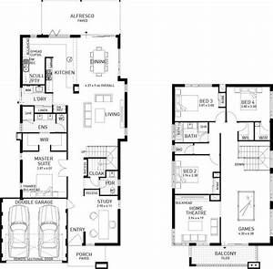 Best 25+ Double storey house plans ideas on Pinterest