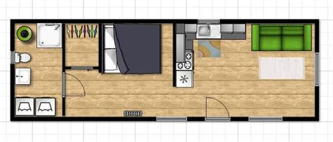 cabin  jones county mississippi shed cabin tiny house floor plans tiny house plans