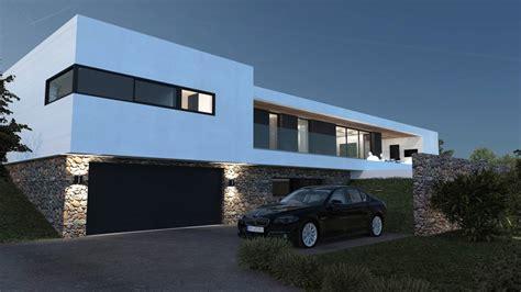 architecte maison moderne contemporaine maison contemporaine p 224 aix en provence dans les bouches du rh 244 ne architecte a2 sb