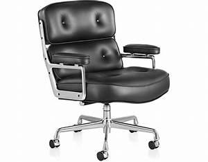 Eames® Time life Executive Chair hivemodern