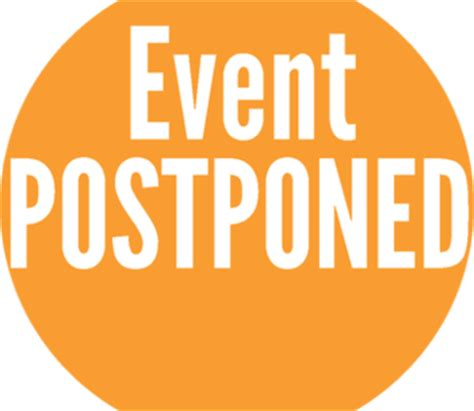 healthy kids day event postponed