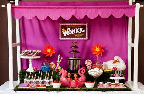 Willy Wonka Decorations by Show Us Your Laila S Willy Wonka Birthday