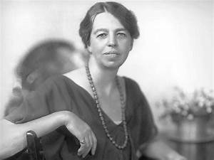 New Biography Explores Eleanor Roosevelt's Romance with a