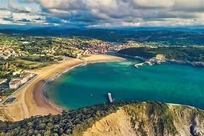 Bilbao Playas Gorliz Plentzia Cerca Country Spain
