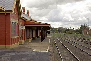 Reference Group Cowra Railway Station Wikipedia