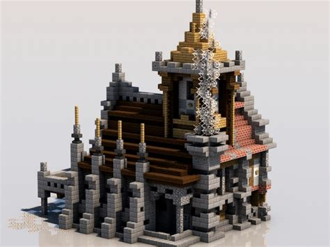 medieval mondays  small house minecraft project