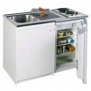Cuisinette Pas Cher : kitchenette pas cher kitchenette sur enperdresonlapin ~ Edinachiropracticcenter.com Idées de Décoration