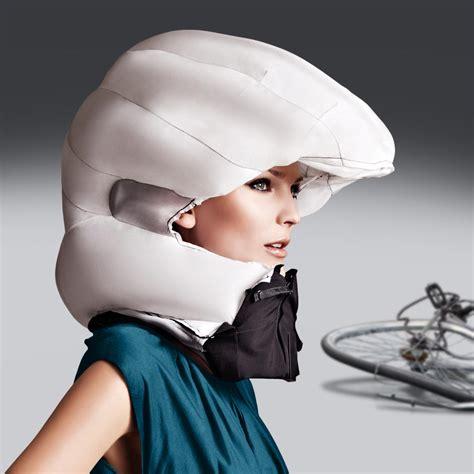 hoevding airbag fahrradhelm  mit  jahren garantie