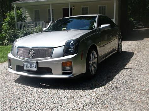 car owners manuals for sale 2004 cadillac cts head up display buy used 2004 cadillac cts v ls6 in richmond virginia united states