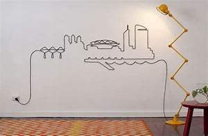 Electrical Cord Cityscapes   City Of Melbourne Wire