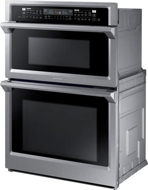 "NQ70M6650DS   Samsung 30"" Combination Wall Oven with"