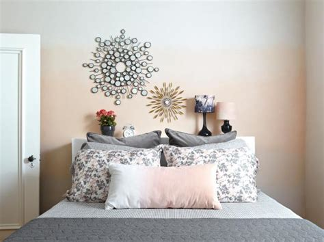 paint  ombre wall hgtv
