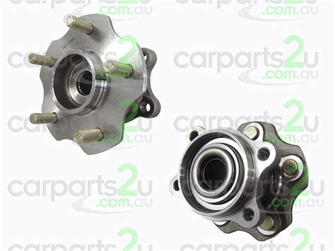 parts to suit nissan x trail spare car parts t31 rear wheel hub 6828