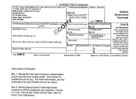 Michigan Form 1099 G by Understanding Your Unemployment Insurance Tax